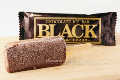 赤城乳業 - BLACK CHOCOLATE ICE BAR